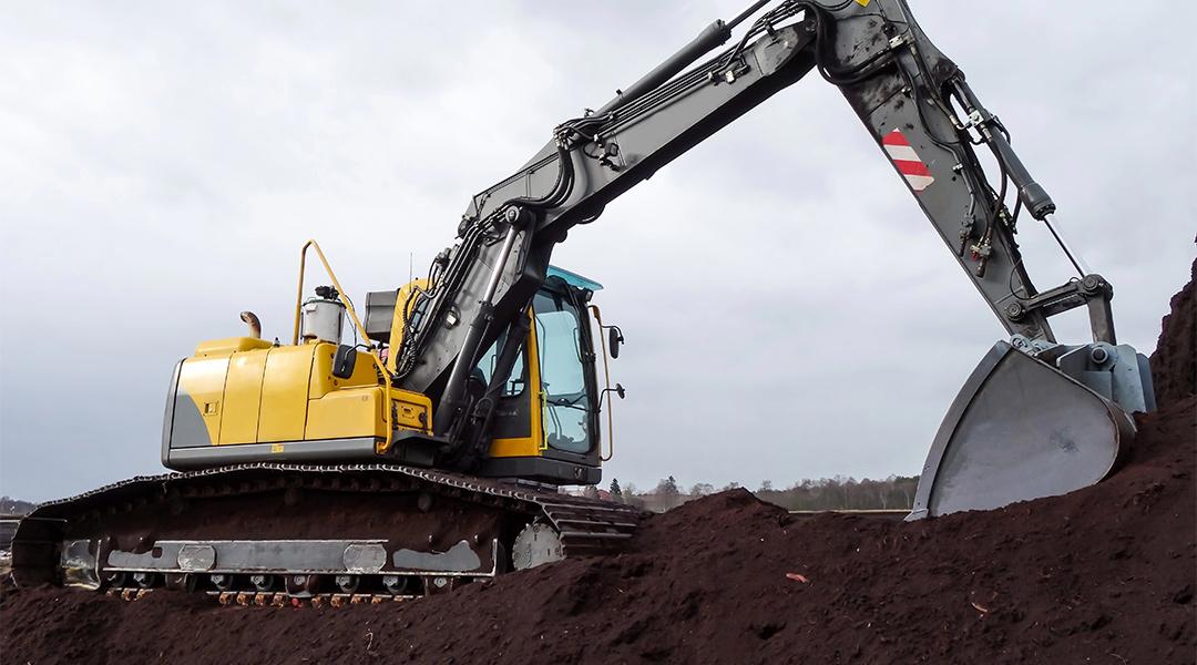 Volvo excavadoras piezas correctas