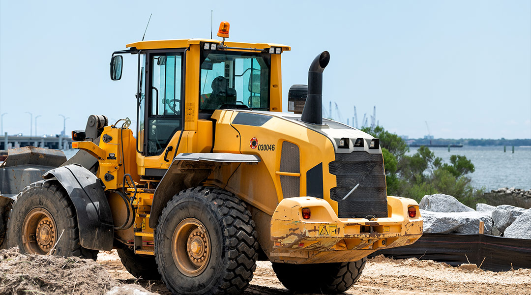 Aftermarket parts for Volvo wheel loaders